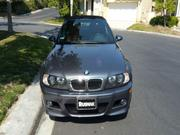 2002 bmw BMW: M3  Convertible 2-Door